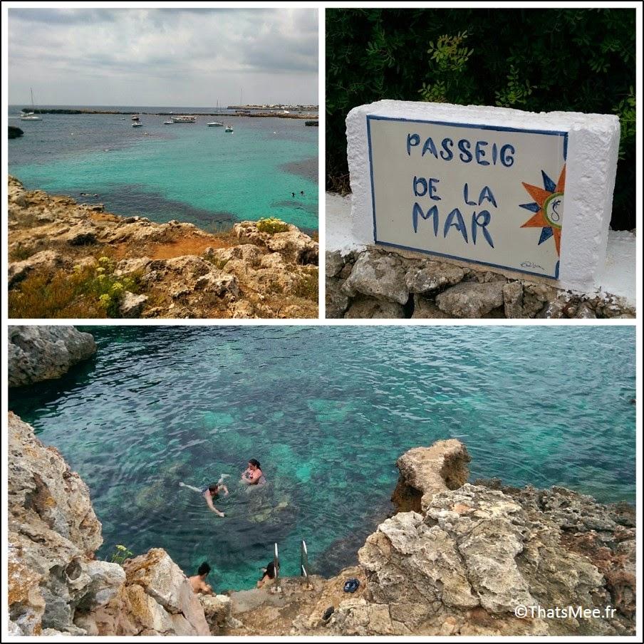 Menorca Minorque Baleares Espagne vacances holidays plage beach playa Europe Bibineca Vell village pecheurs crique mer
