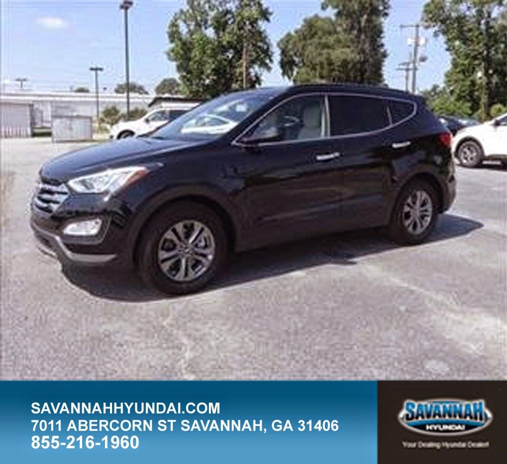 2014 Savannah Hyundai Santa Fe Sport, Savannah Hyundai
