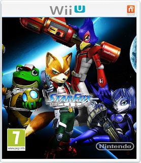 Star Fox Wii U + E3 2012