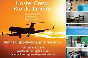 HOSTEL CREW - RIO DE JANEIRO