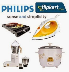 Philips Home & Kitchen Appliances: Upto 36% Off + FREE Microwaveable Container Set with every Philips Home & Kitchen Appliances @ Flipkart