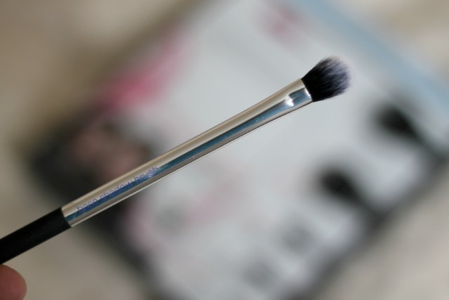 Real Techniques, Nic's Picks set, review, beauty, base shadow brush