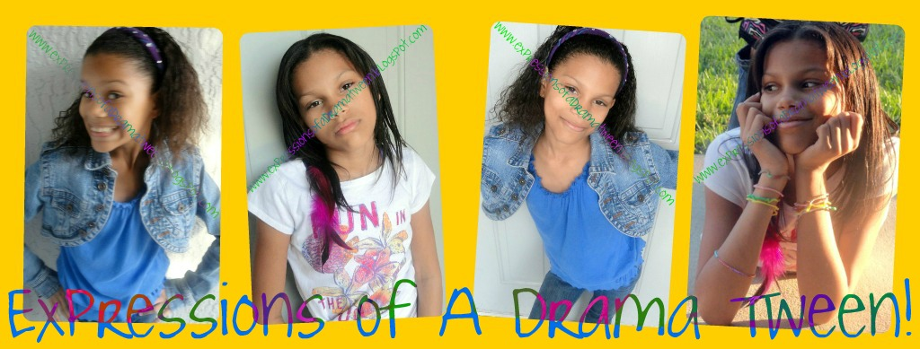 Expressions Of A Drama Tween!