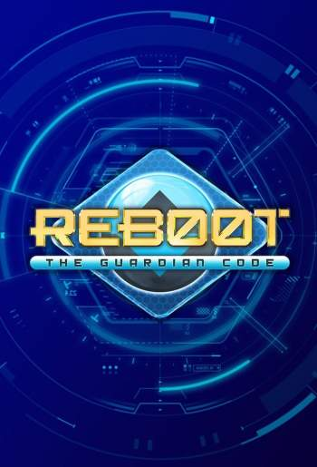 ReBoot: Os Guardiões do Sistema Torrent – WEBRip 720p Dual Áudio