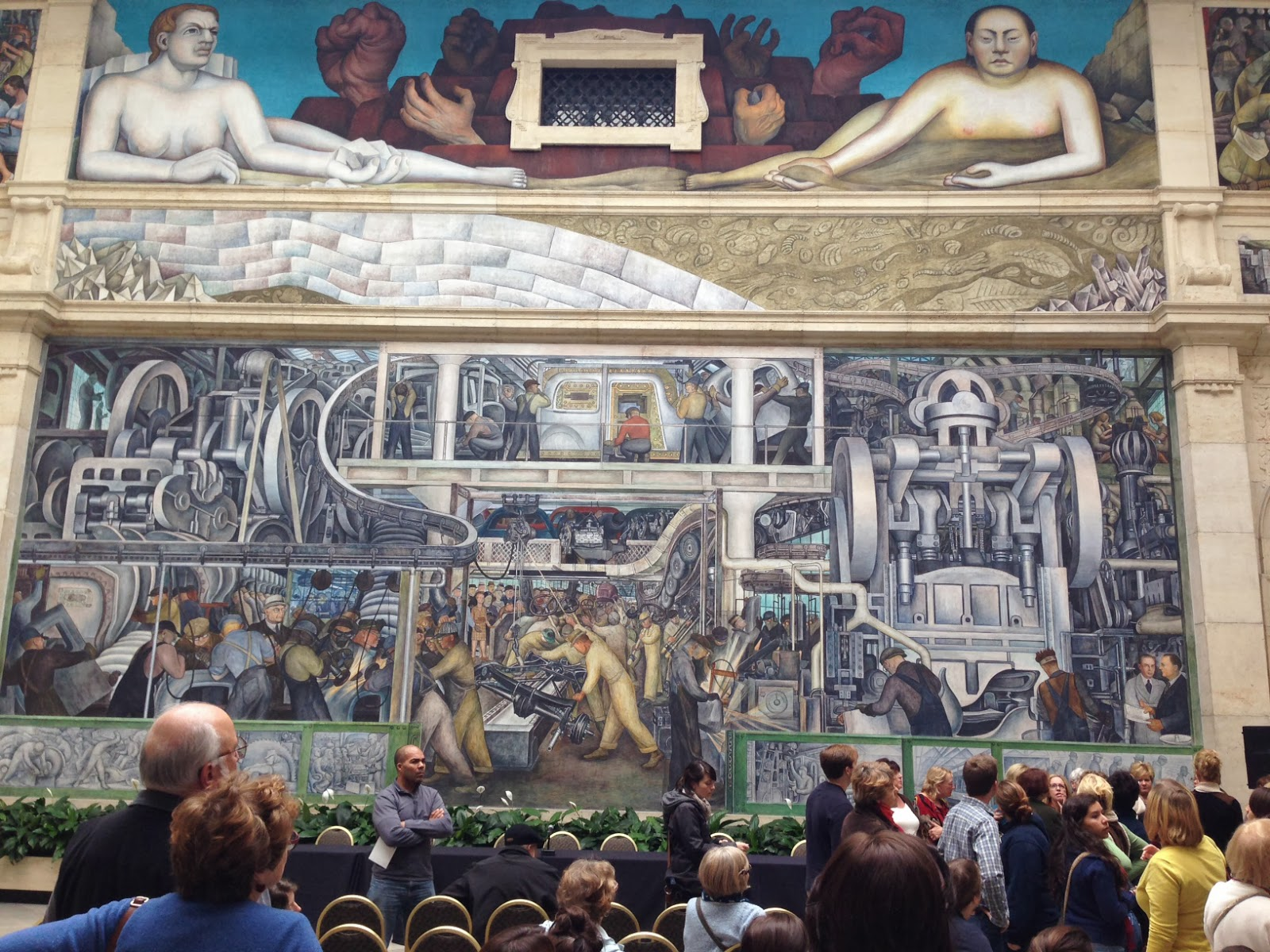 Something between want and desire detroit part 3 dia for Diego rivera dia mural