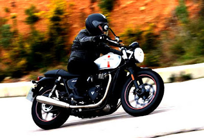 Triumph Street Twin First Ride 2016 Review