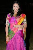 Malavika nair photos in half saree-thumbnail-17