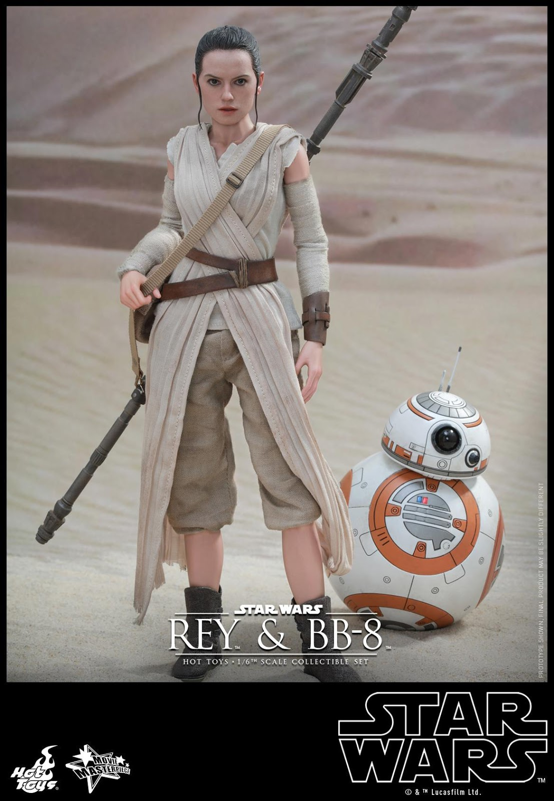 Star Wars - Rey Resistance Outfit Episode VII The Force