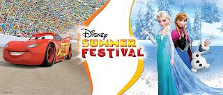 פסטיבל הקיץ של דיסני - קיץ 2015