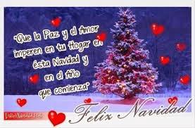 Frases De Navidad: Que La Paz Y El Amor