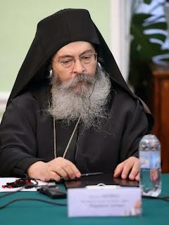Игумен Антипа, настоятель кельи св. прав. Анны (Святая Гора Афон)