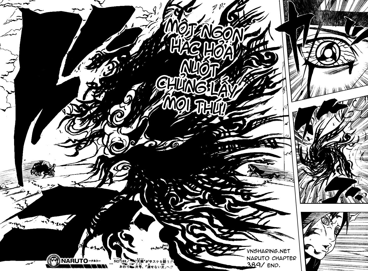 Naruto chap 389 Trang 16 - Mangak.info