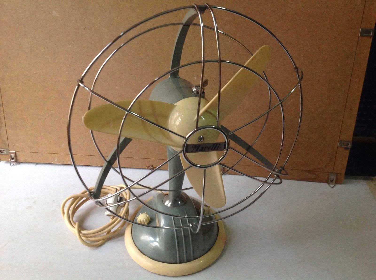 antico ventilatore marelli