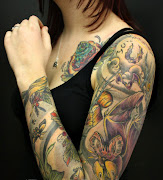 Sleeva Tattoo Images . Tattoo Sleeve Pictures . Stylish Tattoo Sleeve for .