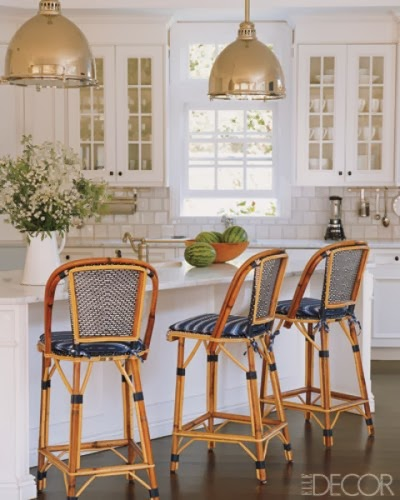 These Chairs Are Darling.... On The Wish List!