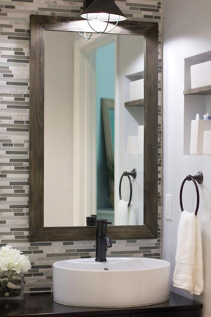 Jenna Sue: Building Mirror Frames