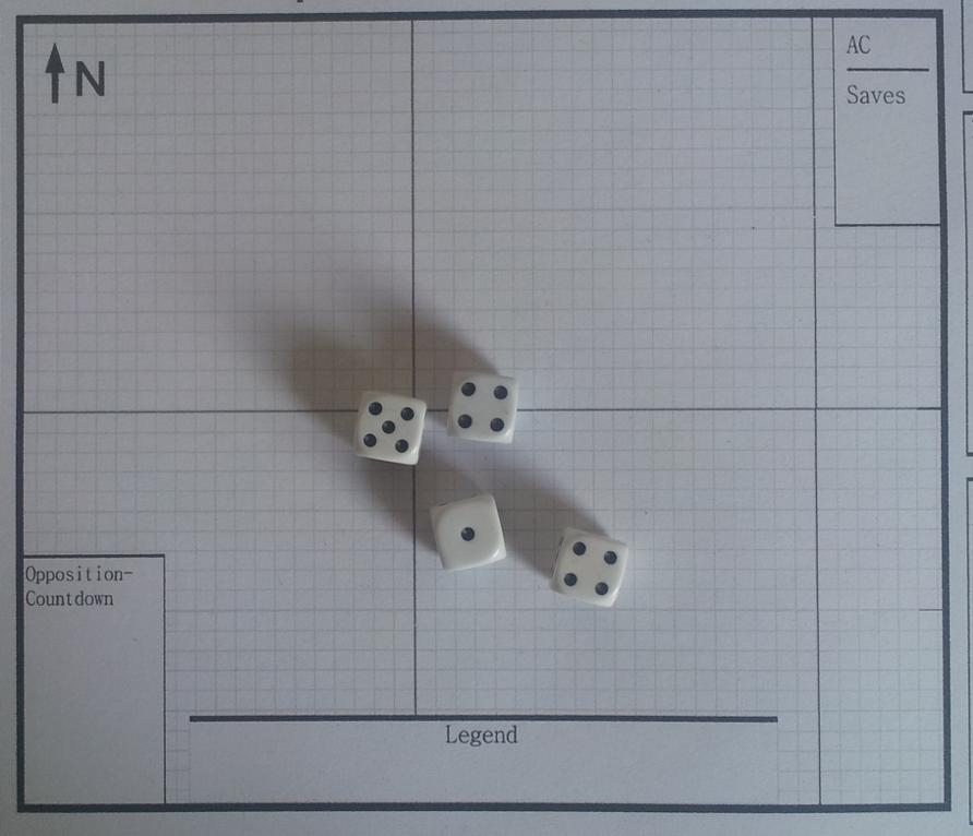 8 sided dice simulator d20pfsrd goblin
