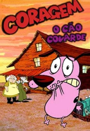 Desenho Coragem, O Cão Covarde 1995 Torrent
