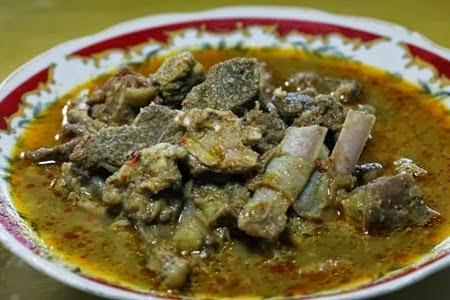 Kari Kambing Aceh