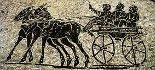 I primi tassisti di Roma