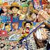 Divulgada As Capas Dos Volumes 01 e 36 Do Mangá de One Piece!