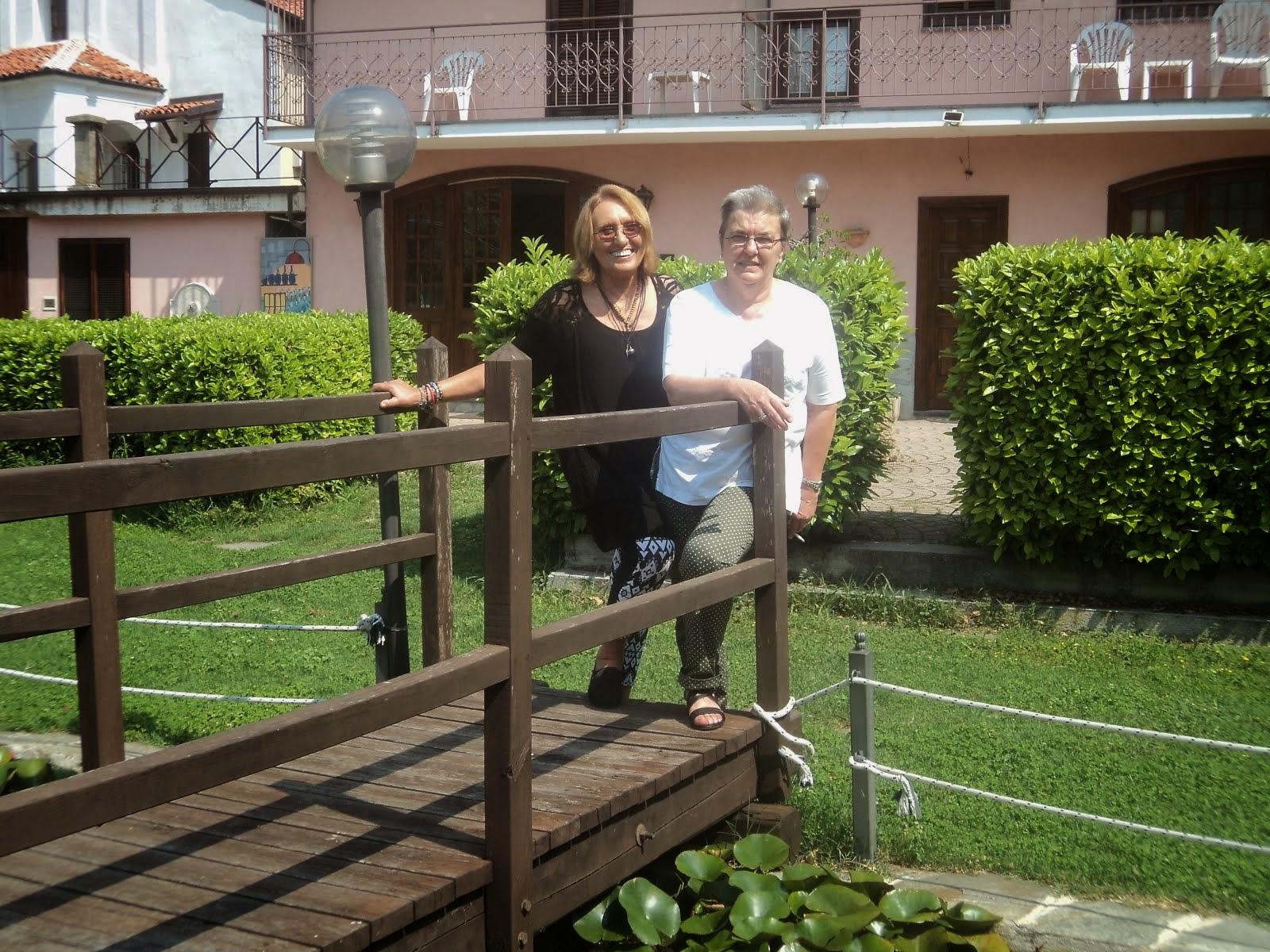 Chiedete e vi sarà dato: Hotel Giardino di Graziella e Savio a Dogliani!
