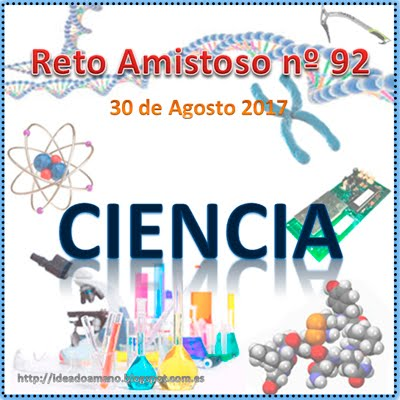 Reto amistoso número 89: Ciencia.