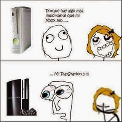 ¿Hay algo más importante que mi Xbox?