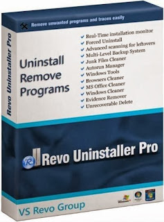 Download Revo Uninstaller Pro 3.0.8 Multilanguage Free Portable Software