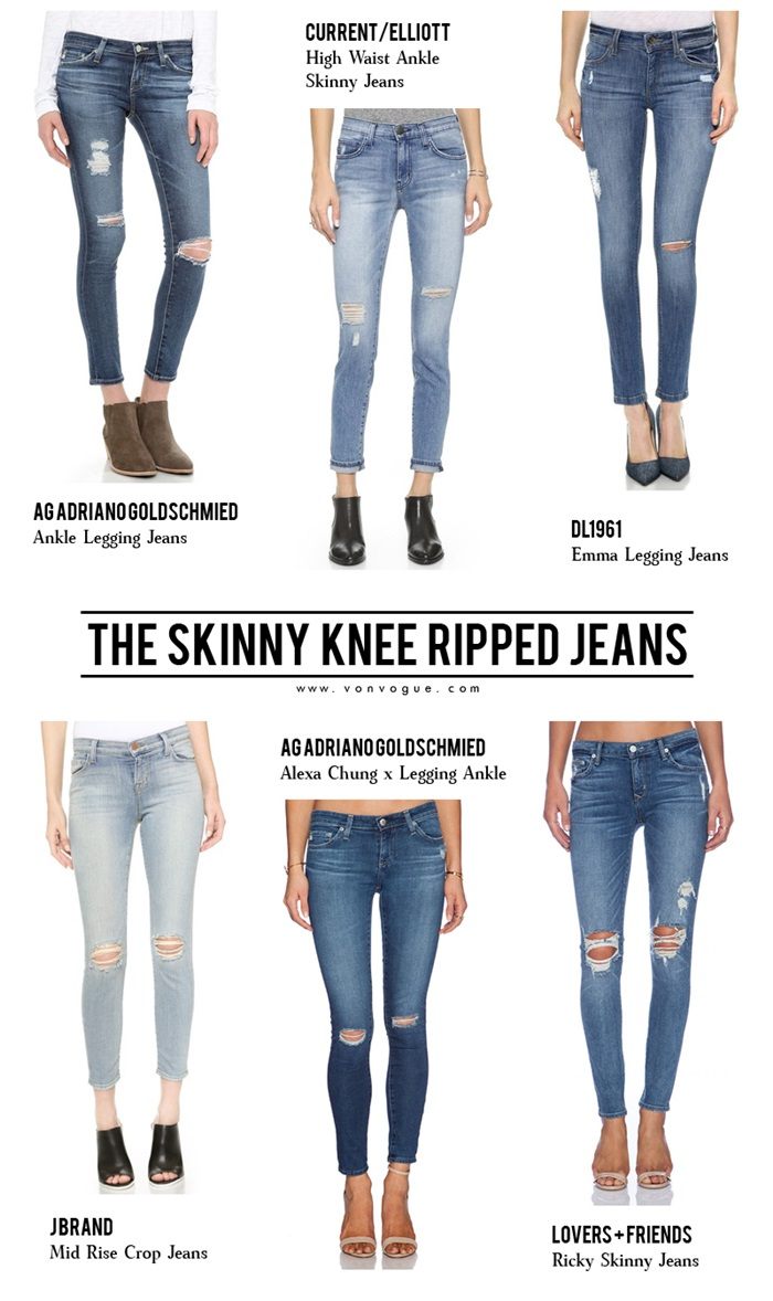 Ripped Jeans How To