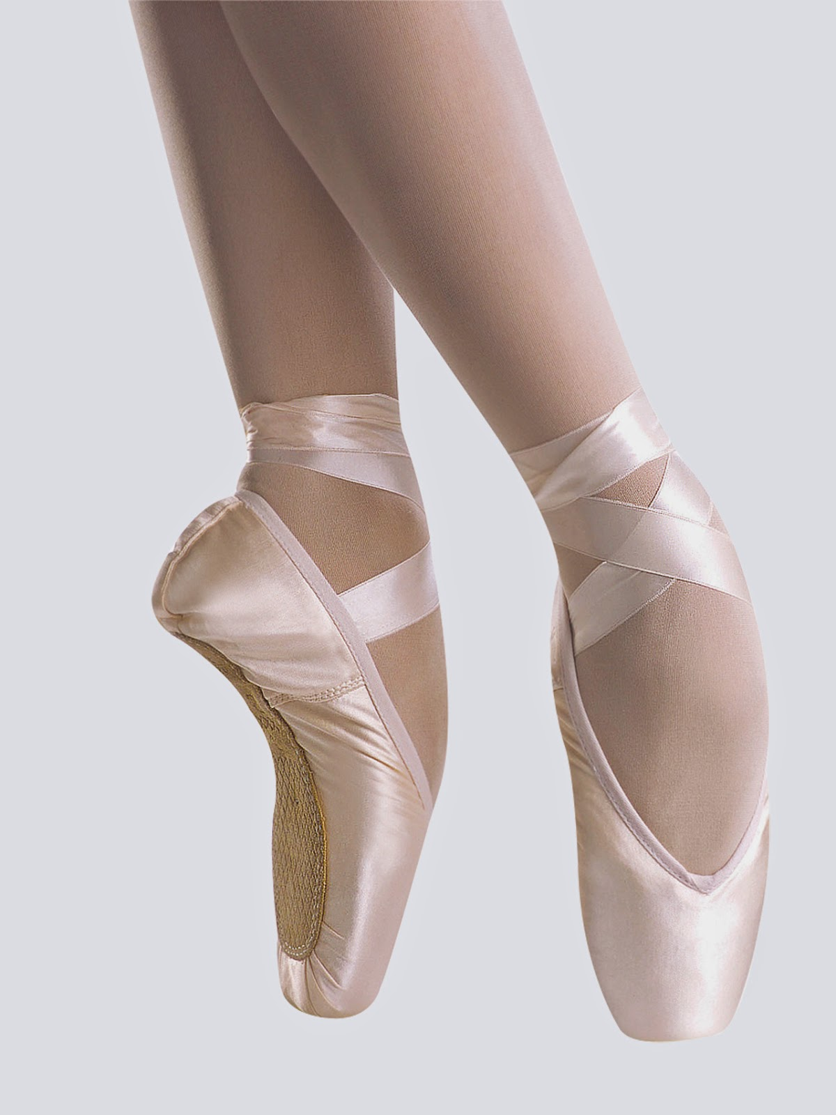 how to break in pointe shoes grishko