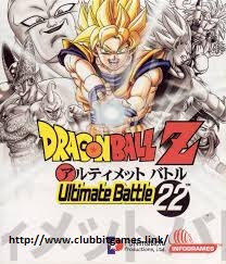 LINK DOWNLOAD GAMES Dragon Ball Z Ultimate Battle 22 PS1 ISO FOR PC CLUBBIT