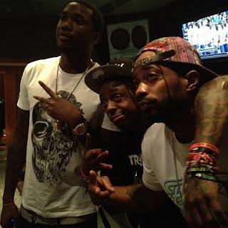 Music : Lil Wayne ft Meek Mill – I'm Good (Terrorists)