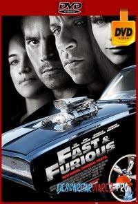 Rápidos y furiosos 4 (2009) DVDRip Latino