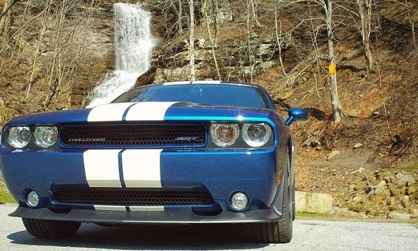 Bren's 2011 Dodge Challenger Front