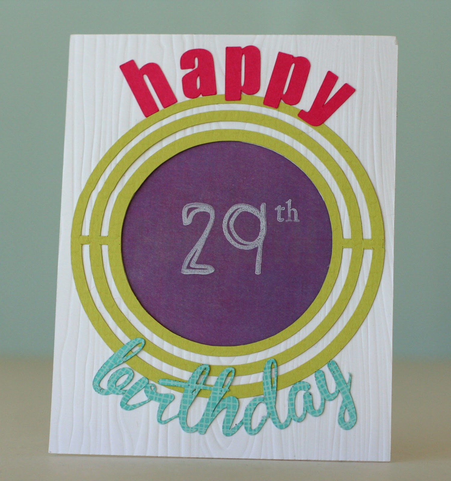 Notable Nest: Surprise 40th Birthday And Engagement Cards