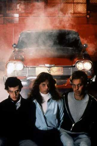 greatest movie themes bad to the bone christine 1983