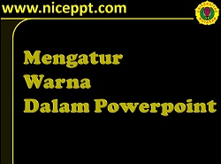 Background Gelap Pada Powerpoint