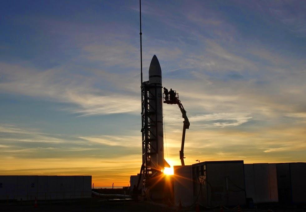 Cohetes industria Argentina, Veng S.A. orgullo!