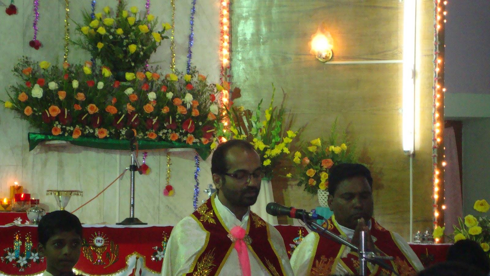 Little Flower Church Pilankalai Ninth Day Mass