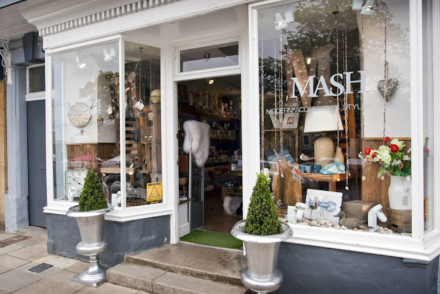 One of the boutique shops found in Chipping Norton by Martyn Ferry Photography