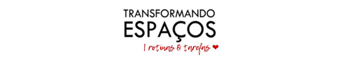 Transformando Espaços | Blog de Organização e Decoração