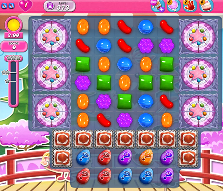 Candy Crush Saga 373