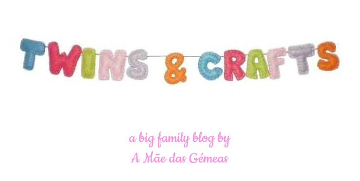 Twins and Crafts by A Mãe das Gémeas