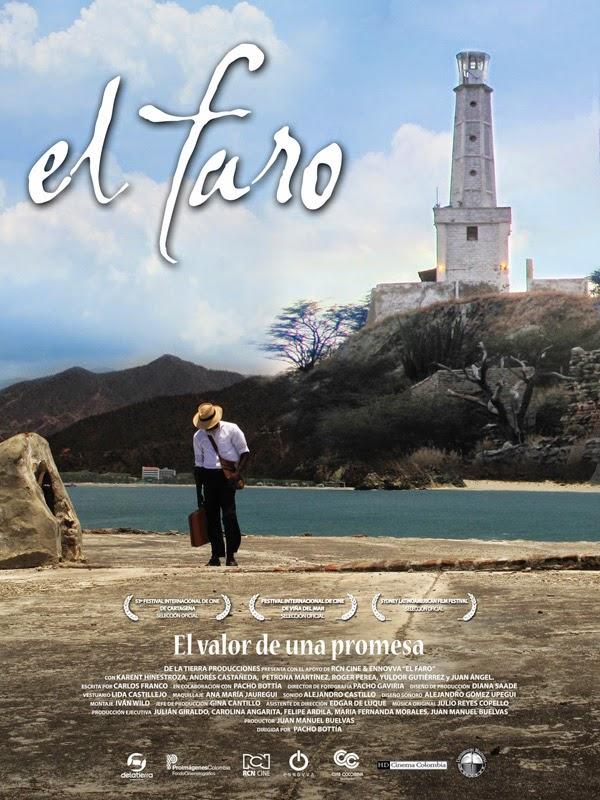 estrena-Colombia- película-EL-FARO-director-Pacho-Bottía