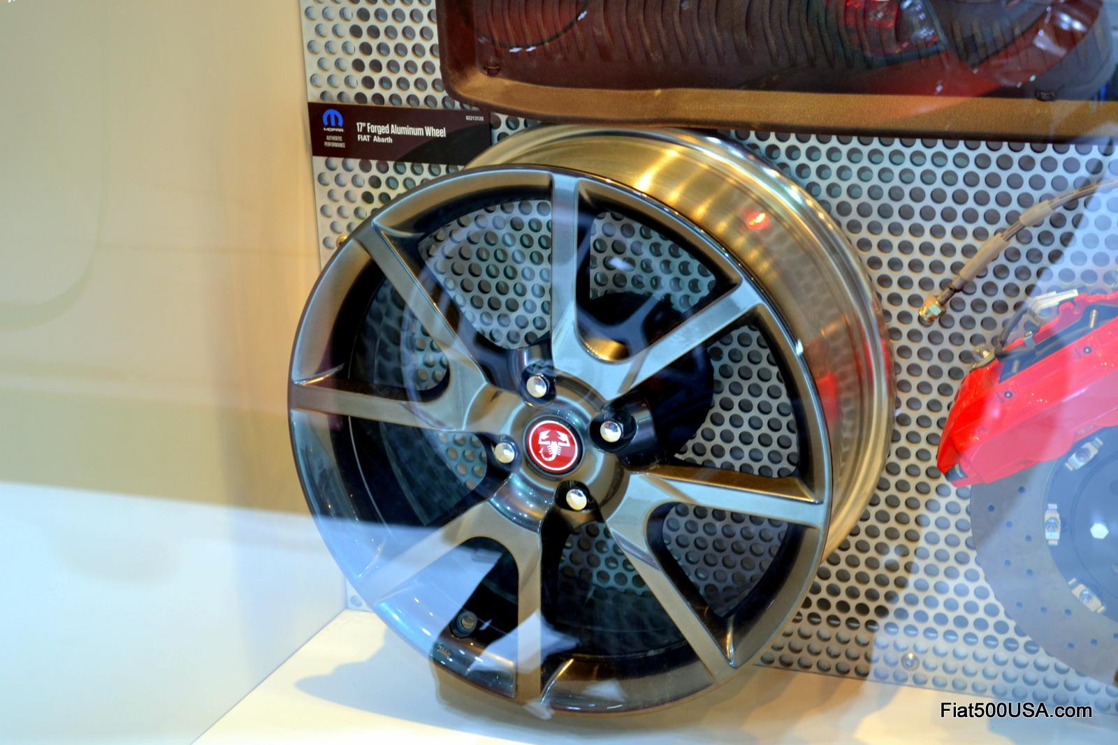 Fiat 500 USA: January 2013