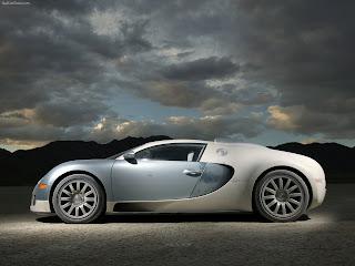 Bugatti Veyron 2005 Wallpaper