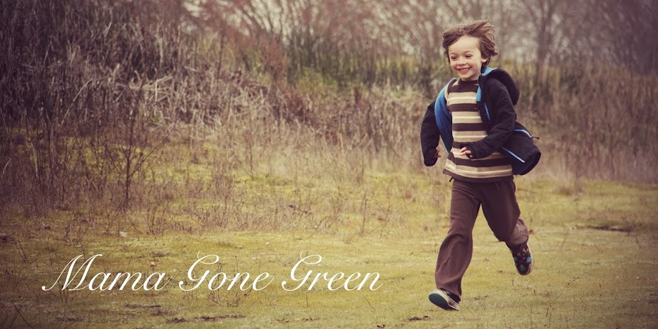 Mama Gone Green
