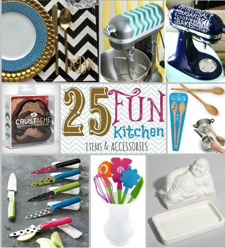 25 fun kitchen ideas