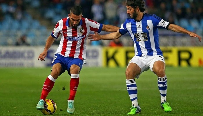 Atletico Madrid vs Real Sociedad en vivo